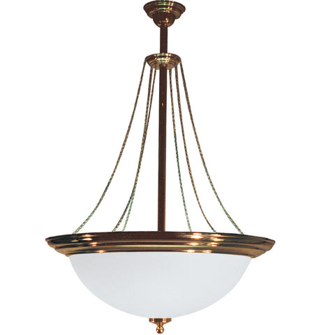 Regency Waterfall Bowl Pendant Light