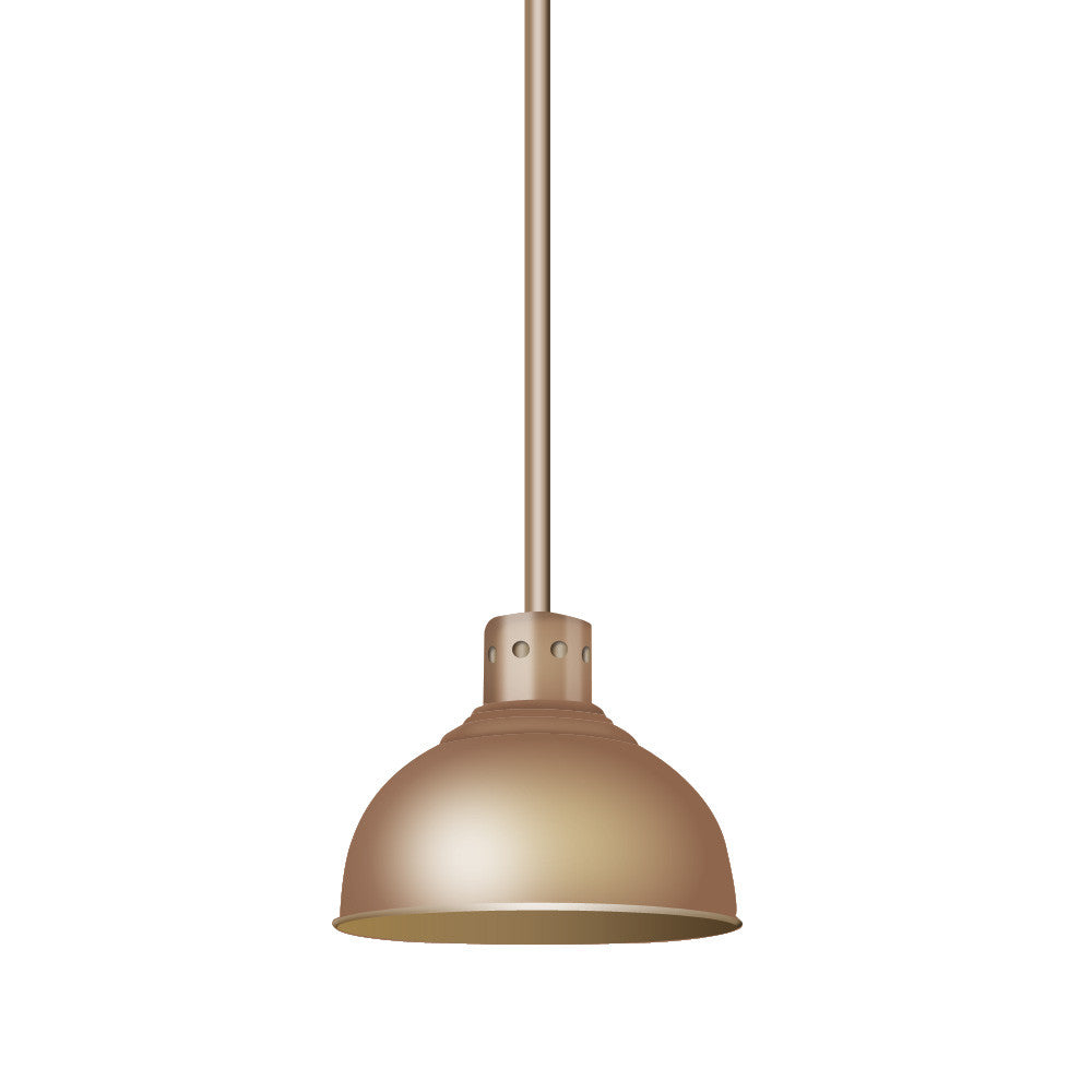Classic Food Warmer Light Fixture