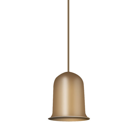 Deep Bell Food Warmer Light Fixture