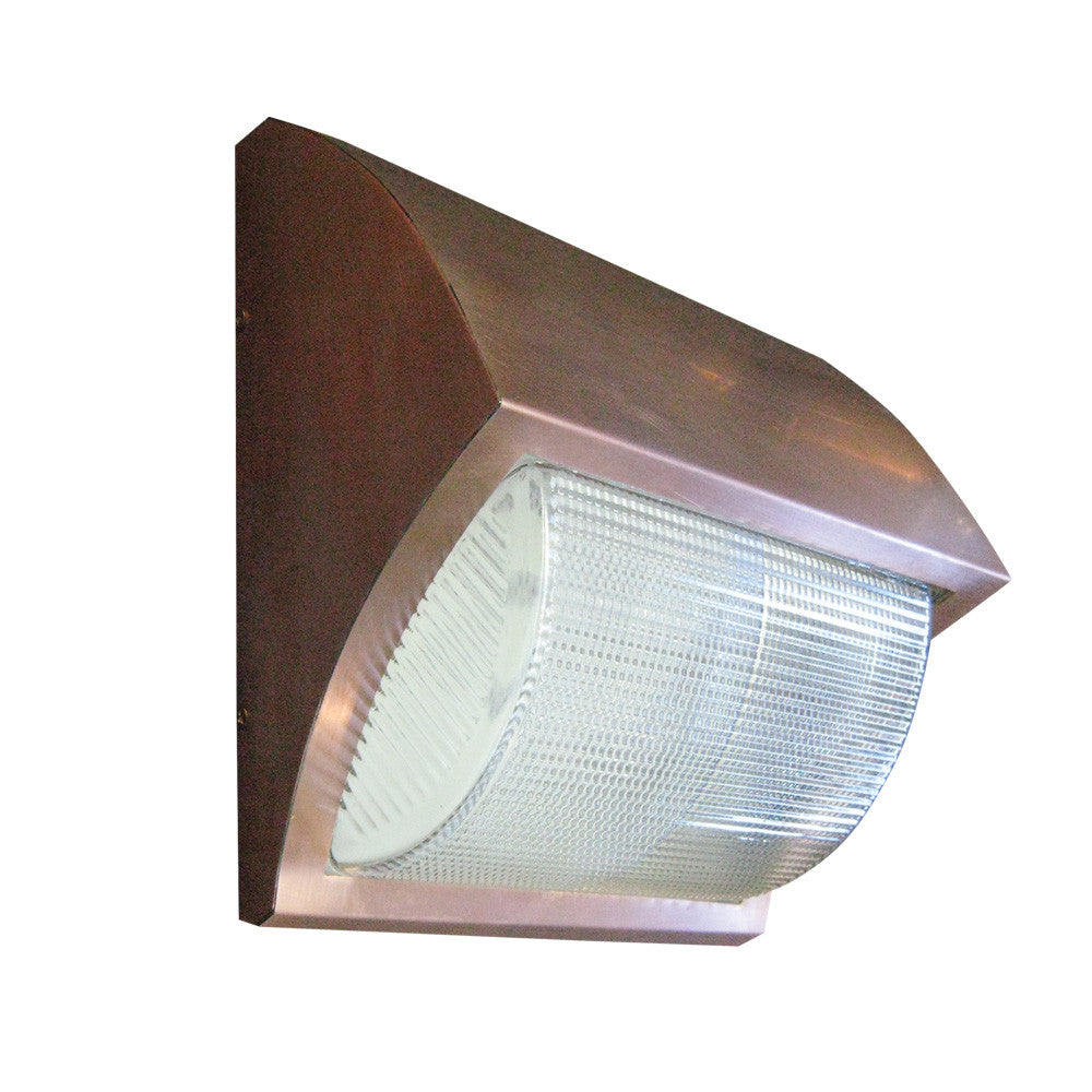 Raw Copper Light Sconce / Wall Pack