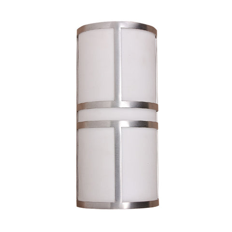 Contemporary Portion Light Sconce