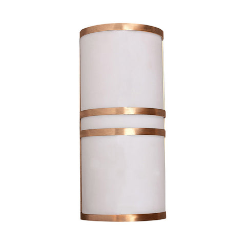 Contemporary Light Sconce - Gold