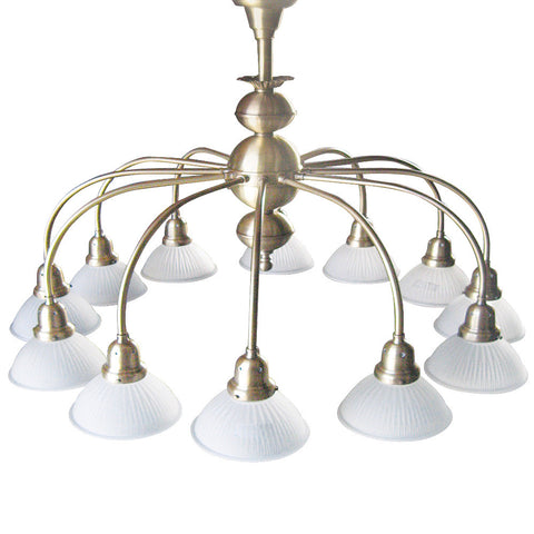 Salon Chandelier - 12 Arm