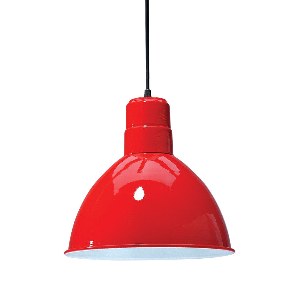 Dome RLM Hanging Light Fixture