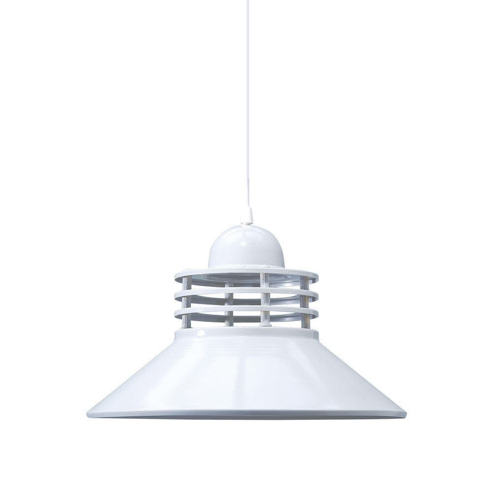Hi Hat Hanging Light Fixture