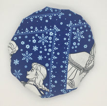 Load image into Gallery viewer, Baby Satin-Lined Bonnet: Frozen