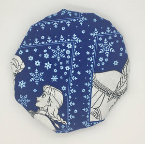 Baby Satin-Lined Bonnet: Frozen