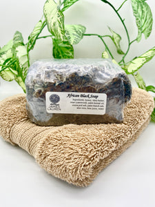 African Black Soap - 1 Pound