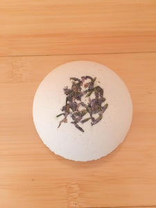 Lavender Shower Bomb