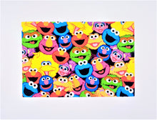 Load image into Gallery viewer, Licensed Print - Sesame Street: Rectangle Adult Face Masks (One Size Fits Most; Ages 11+)