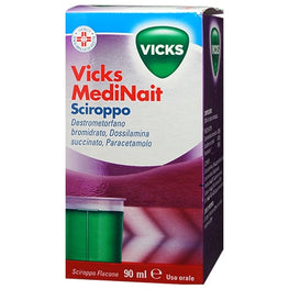 VICKS MEDINAIT*scir 90 ml