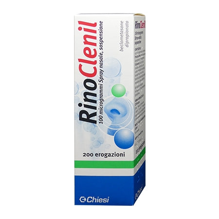 RINOCLENIL*200 dosi spray nasale 100 mcg