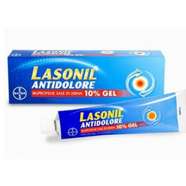 LASONIL ANTIDOLORE*gel 120 g 10%