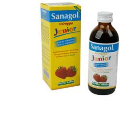 SANAGOL MUCO TUSS JUNIOR 150 ML