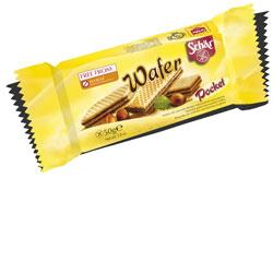 SCHAR WAFER POCKET NOCCIOLA 50 G