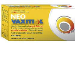 NEOVAXITIOL 12 FLACONCINI