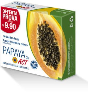 PAPAYA ACT 10 BUSTINE 3 G OFP