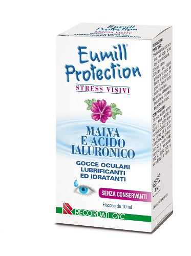 EUMILL GOCCE OCULARI PROTECTION FLACONE 10 ML