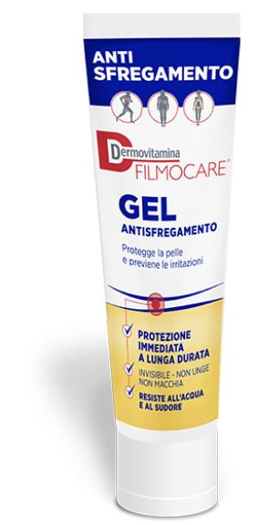 DERMOVITAMINA FILMOCARE GEL ANTISFREGAMENTO 100 ML