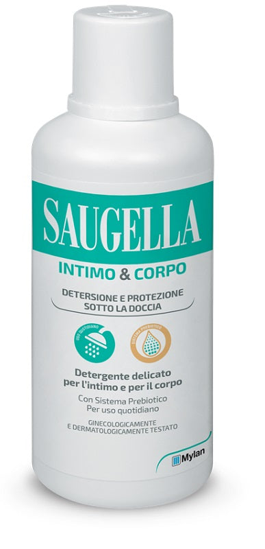 SAUGELLA INTIMO&CORPO 500 ML