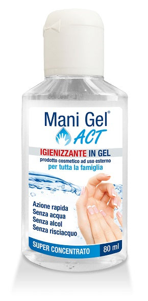 MANI GEL ACT 80 ML