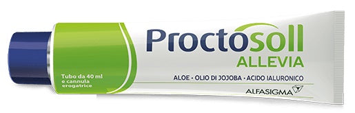 PROCTOSOLL ALLEVIA GEL 40 ML