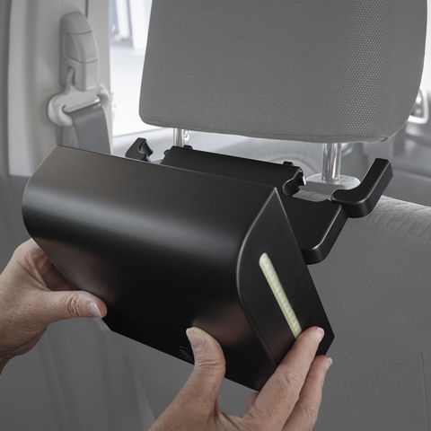 hand sanitizer dispensers for cars before