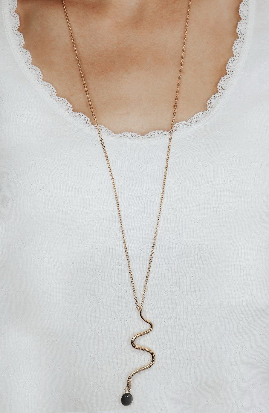 Enchanted long necklace P
