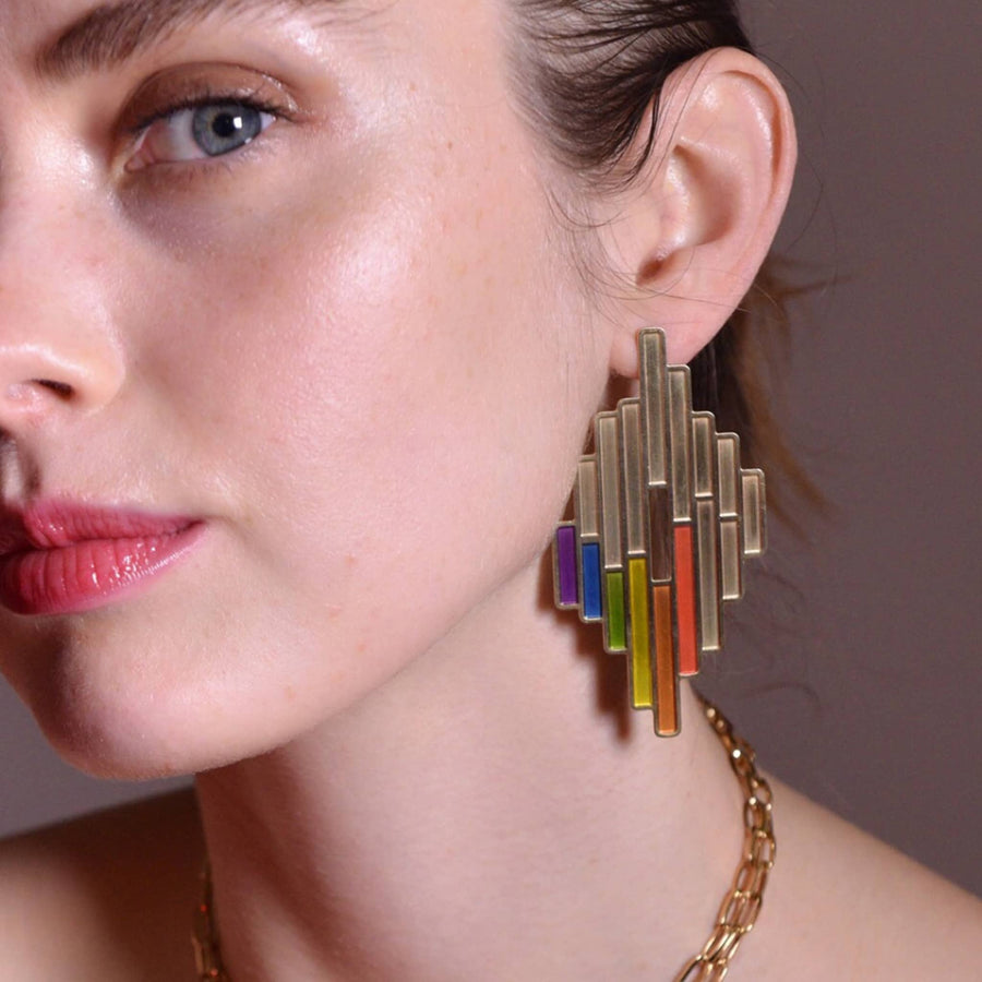 Email GM 1 earrings