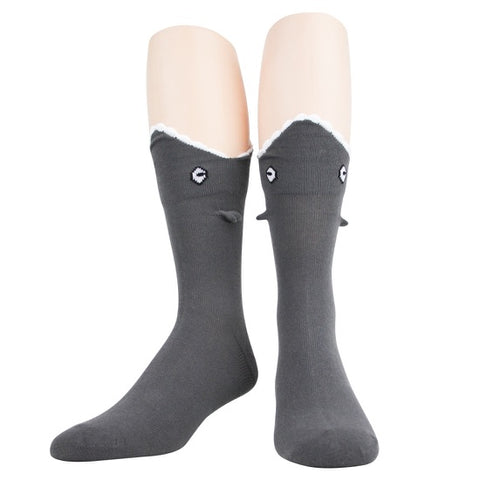Shark Bite Socks - Men's Size