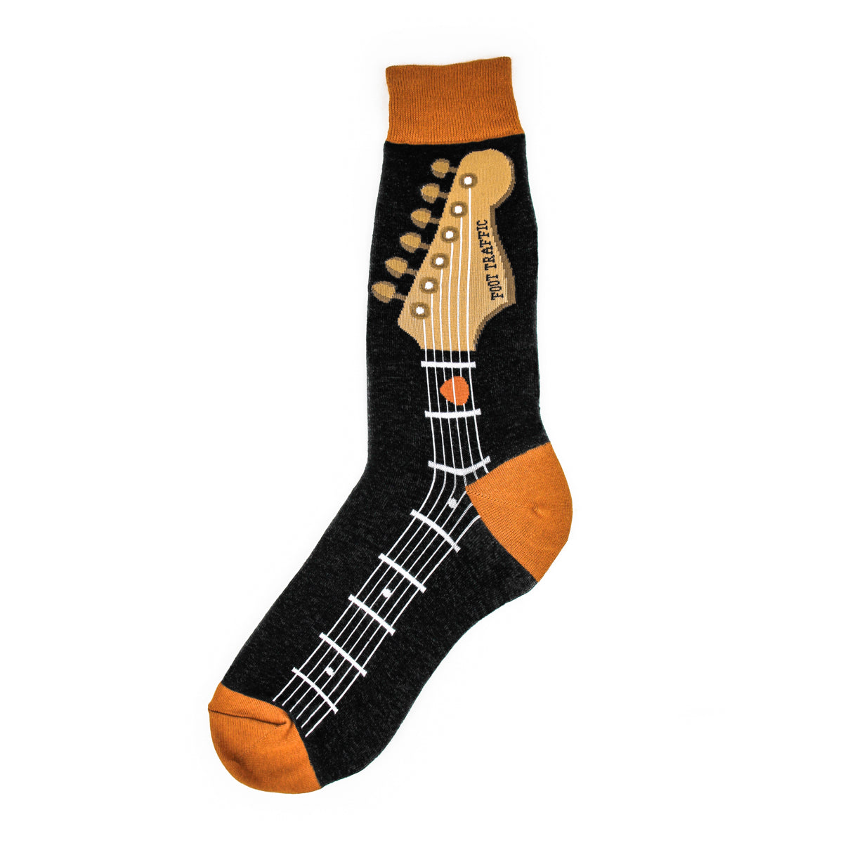 Guitar Neck Socks - Men's Size