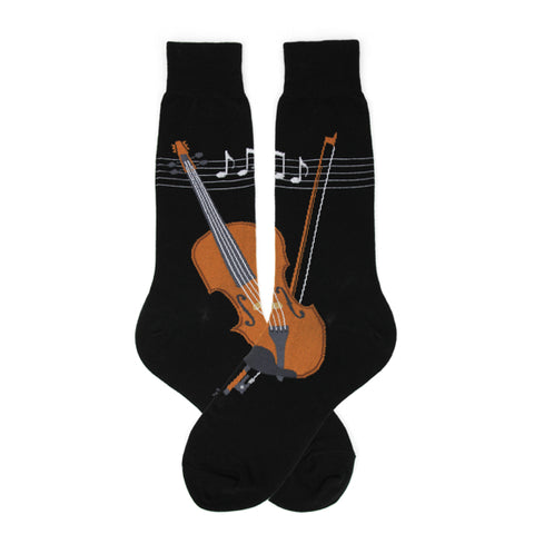 Strings Crew Length Socks - Men's Size