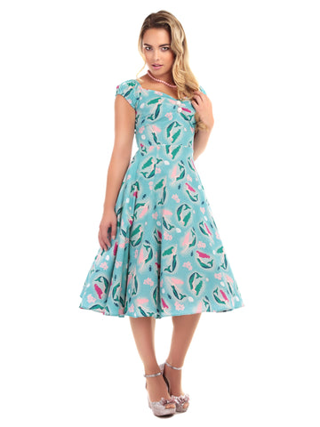 Mermaid Dolores Dress - Small US Size 6