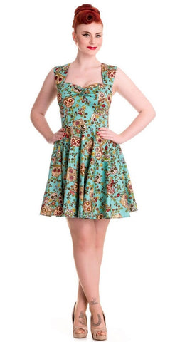 Sugar Skull Dress - Small