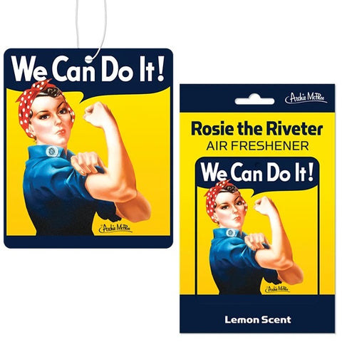 We Can Do It! Air Freshener