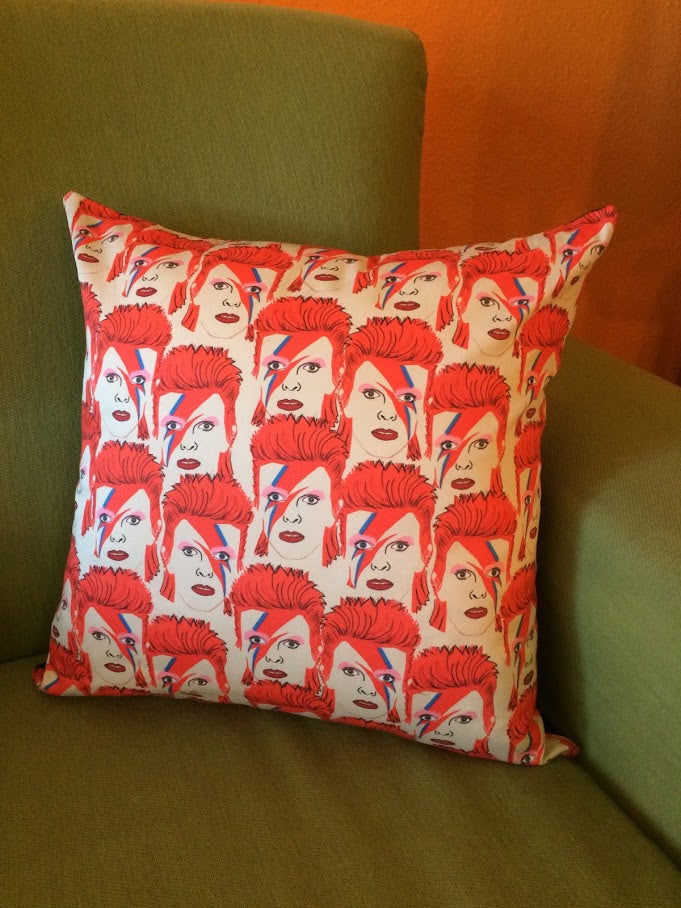 Bowie Pillow