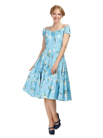 Wildflower Garden Dolores Dress - X-Small US Size 4