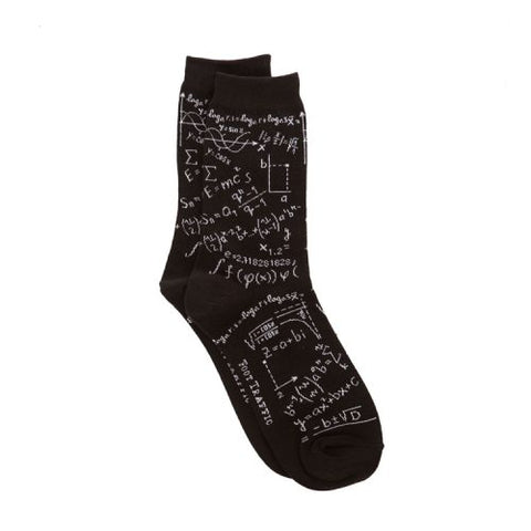 Equation Socks - Kid's Size
