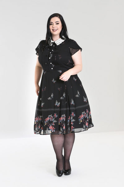 Butterfly Dress 2xl - Last One