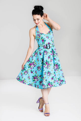 May Day Halter Dress - X-Small