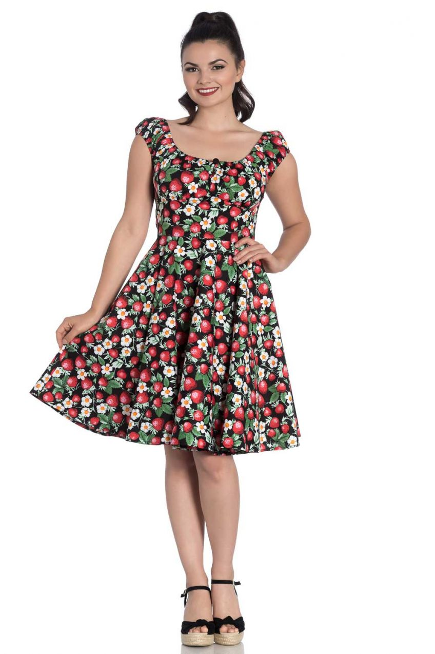 Strawberry Sundae Dress