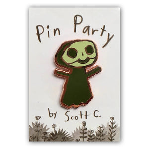 L'il Bones Pin by Scott C