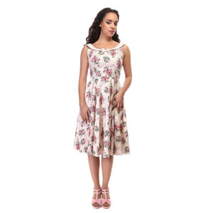 Floral Maddison Dress