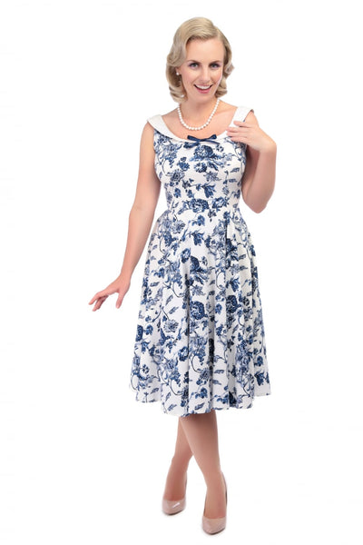 Toile Maddison Dress