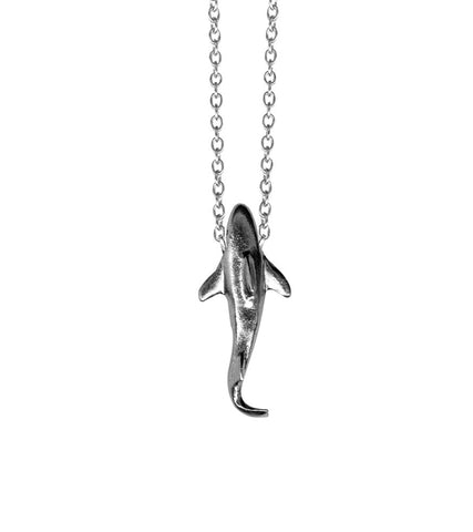 Shark Necklace by Classic Hardware
