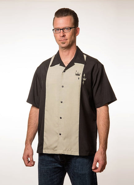 Steady Contrast Crown Shirt