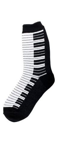 Piano Crew Length Sock - Women's Size