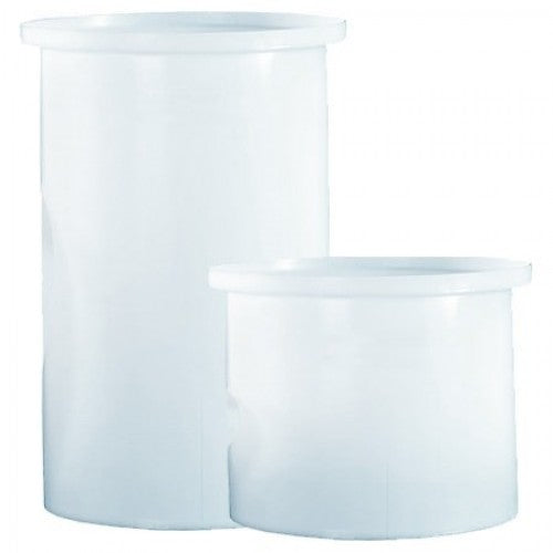 3 Gallon Cylindrical Open Top Tank  | 3RCOT