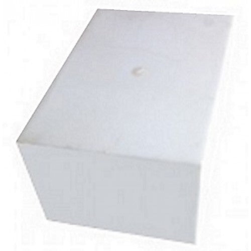 10 Gallon Rectangle Plastic Tank | B217