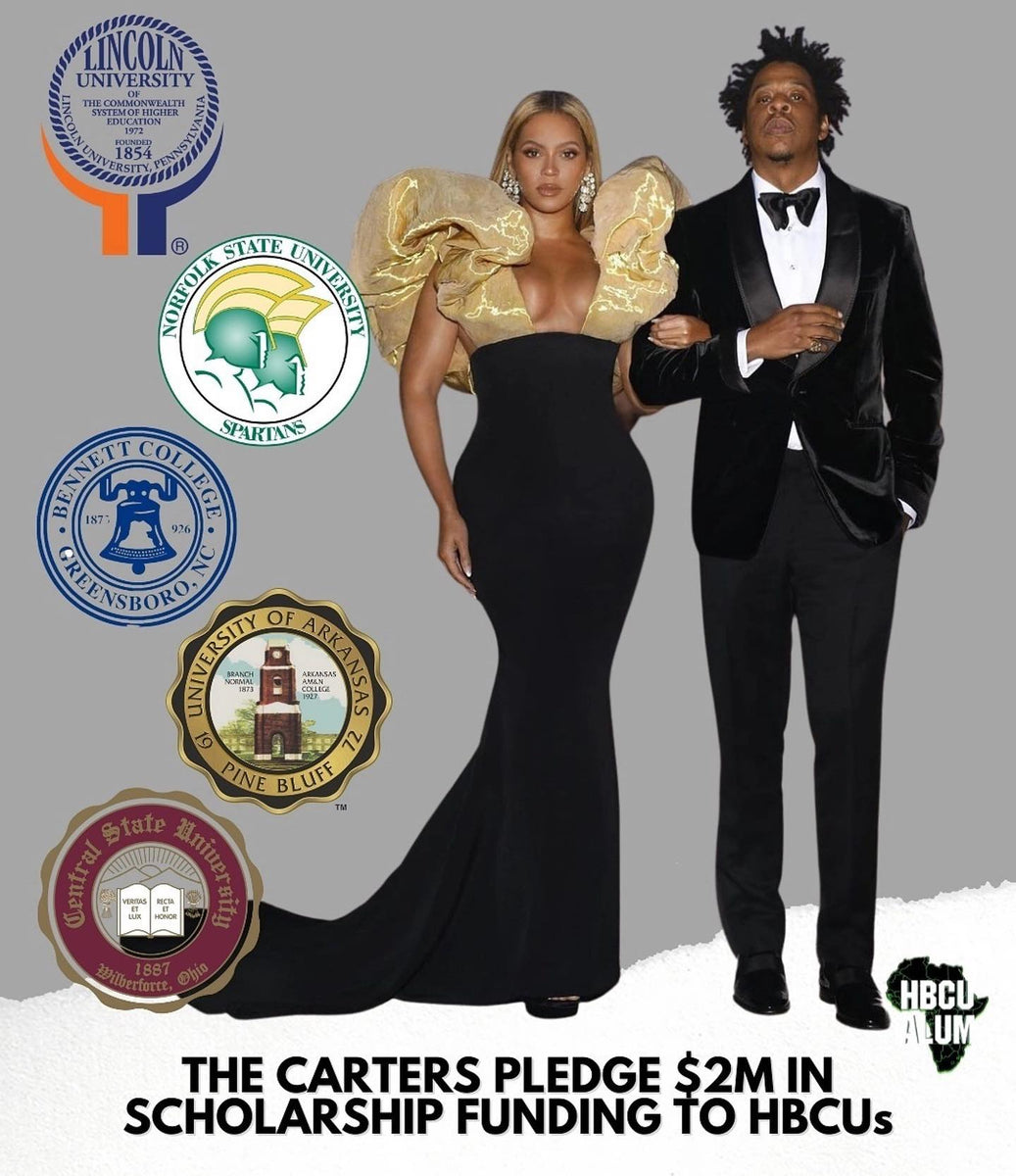 Beyoncé and Jay-Z team with Tiffany & Co. for HBCU